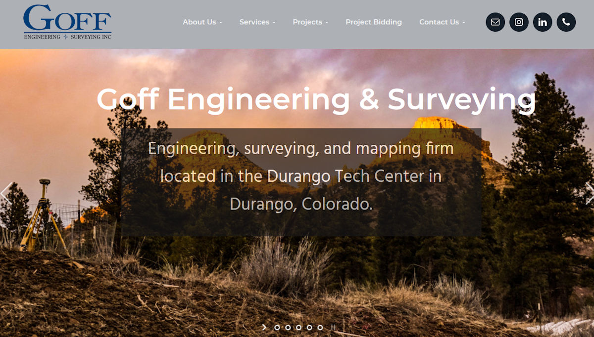 Goff Engineering And Surveying